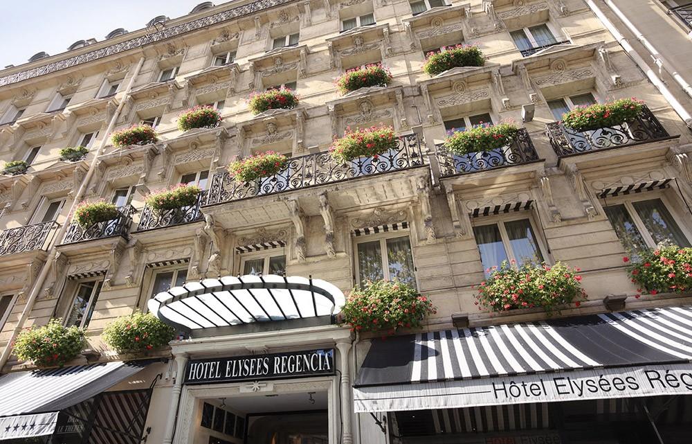 Hotel elysees regencia salle s minaire paris 75 for Hotel paris 75