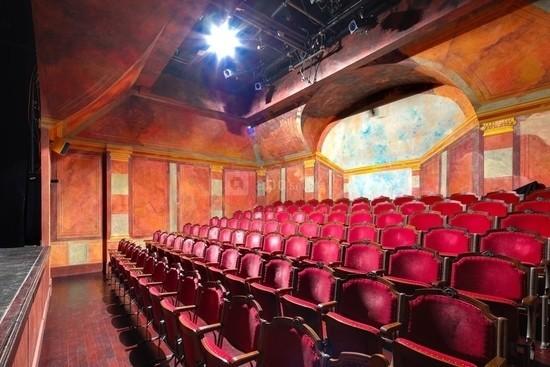 Theatrelouisjouvetparissalle
