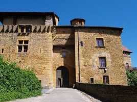 Chateau de Chessy - Exterior