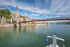 Les Bateaux Lyonnais - Barca per seminari a Lione