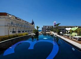 Hotel 3.14 - Piscina