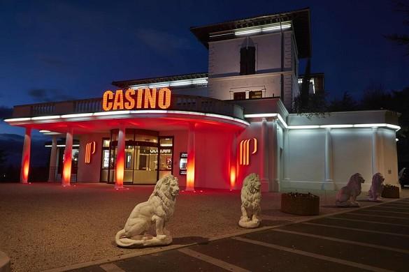 Casino of Saint Galmier - exterior