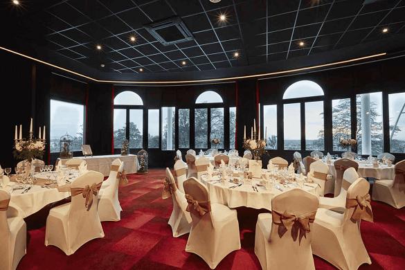 Casino de Saint Galmier - reception hall