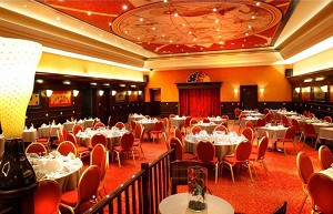 Casino d'Annemasse - Reception room