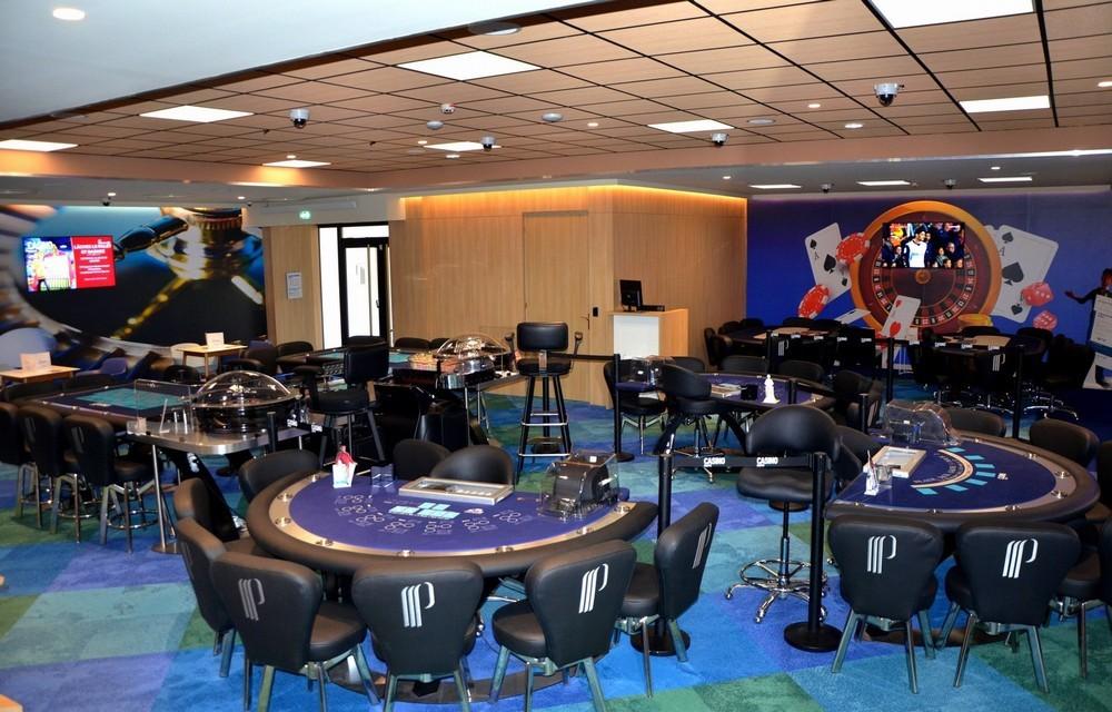 Grand Hotel Casino de Dieppe - Kasino