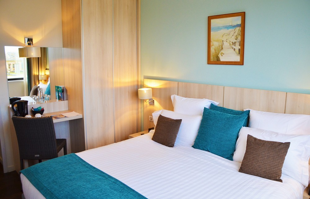 Grand Hotel Casino de Dieppe - Zimmer