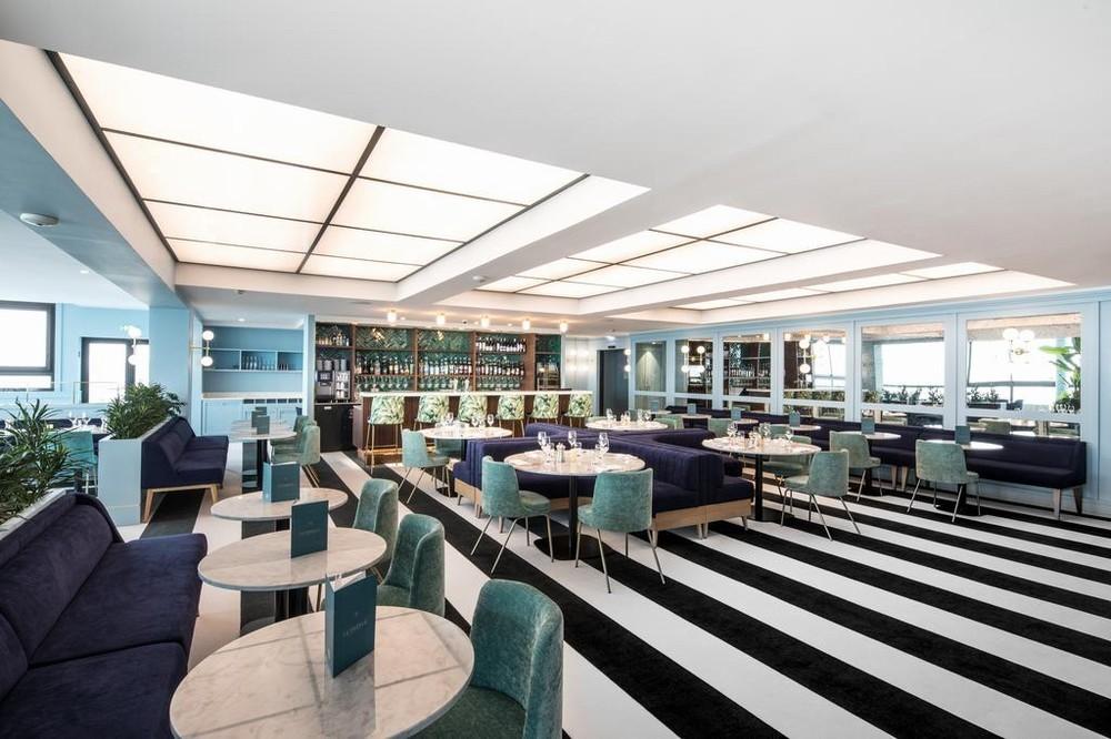 Grand Hotel Casino de Dieppe - Panorama-Restaurant