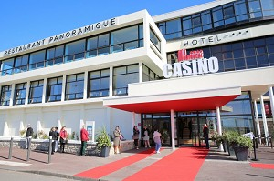 Seminar room: Grand Hotel Casino de Dieppe -