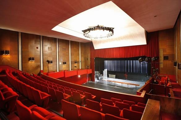 Gran hotel casino de dieppe - anfiteatro