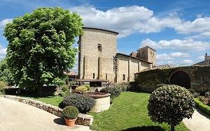Château D'Aubiac en Gascuña - seminario Aubiac