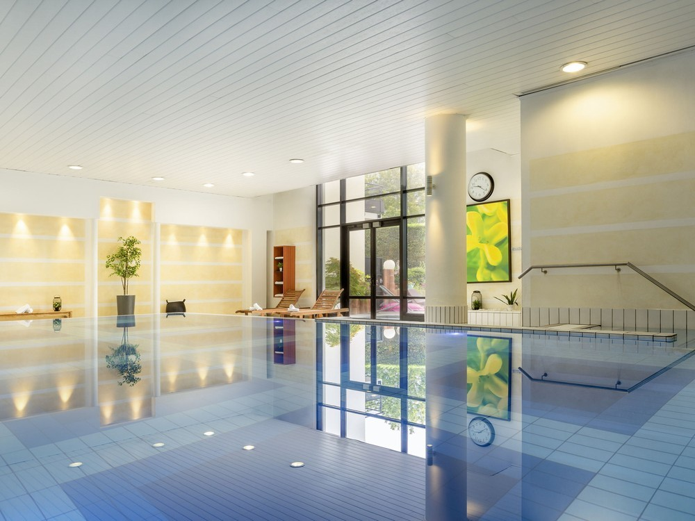 Novotel paris roissy cdg convention - piscine