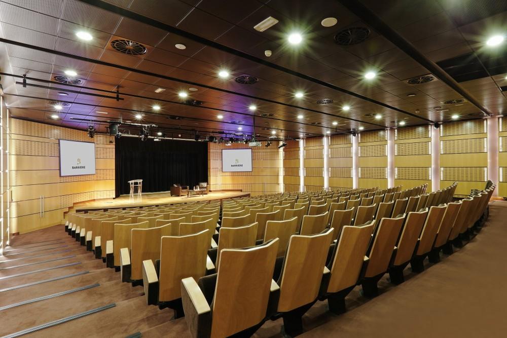 Auditorium - Resort Barrière Enghien-les-Bains