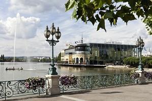 Seminar room: Resort Barrière Enghien-les-Bains -