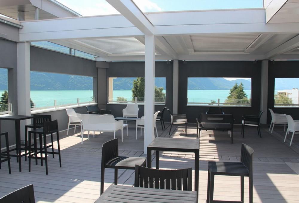 Hotel and spa marina adelphia - rooftop and bar