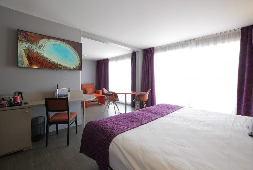 Adelphia marina hotel and spa - room