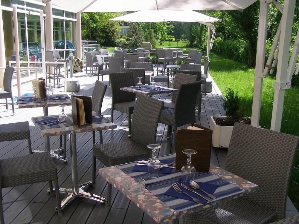 Adelphia marina hotel and spa - terrace