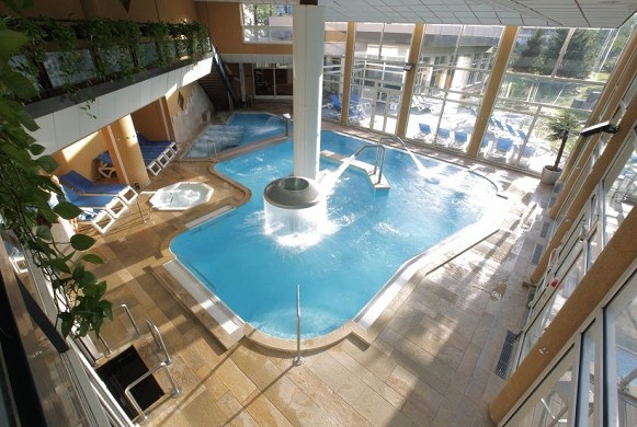 Hotel and spa marina adelphia - swimming pool