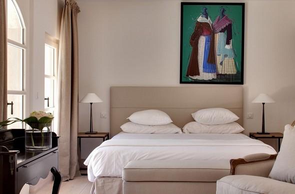 La benvengudo - dormitorio
