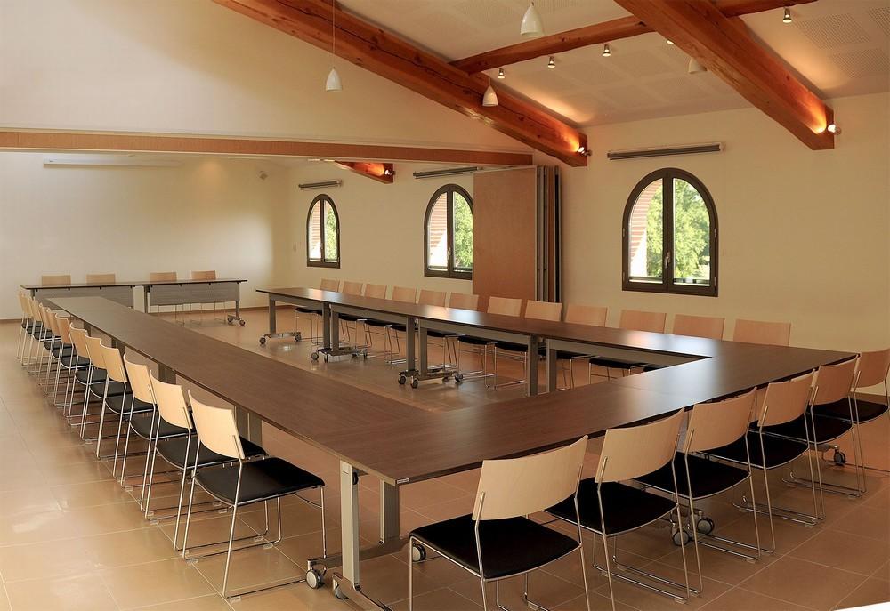 Domaine de preissac - sala de reuniones