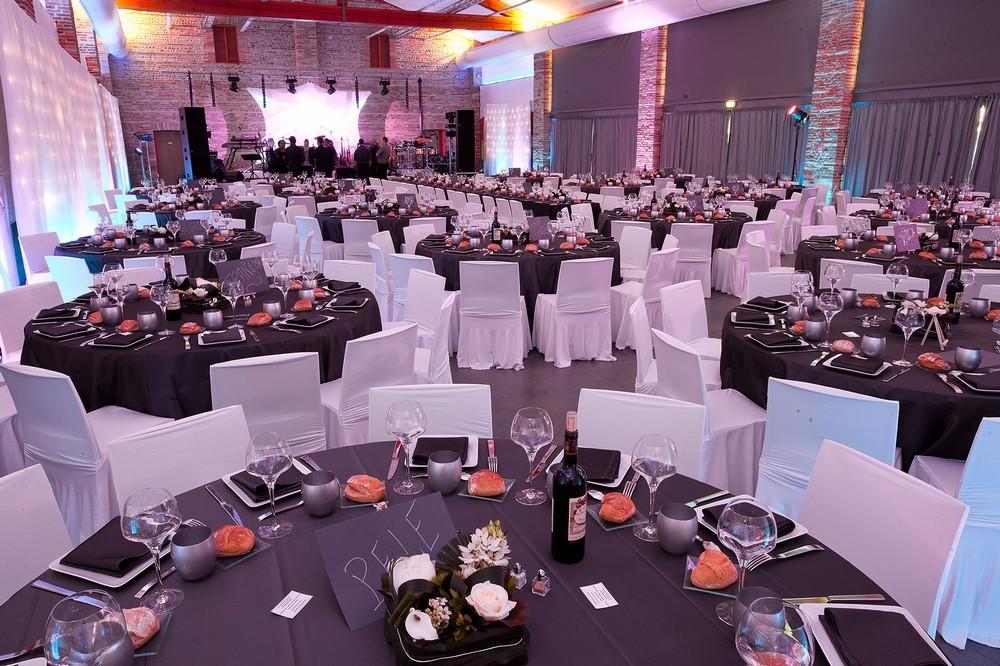 Domaine de preissac - configuración de banquetes