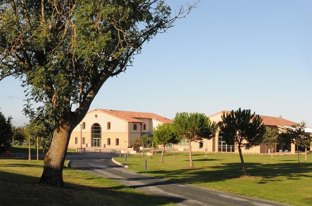 Domaine Preissac - fuera