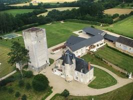 Chateau de Mazieres - Außenansicht