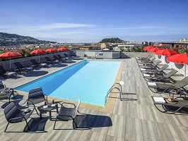 Novotel Nice Center Vieux Port - Swimming Pool Terrace