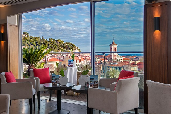 Hotel Aston La Scala - 7 Blue Bar