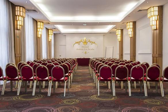 Hotel Aston La Scala - sala da Massena