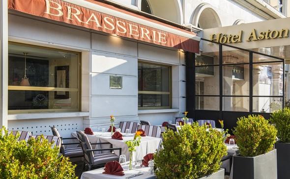 Hotel Aston La Scala - ristorante orologio