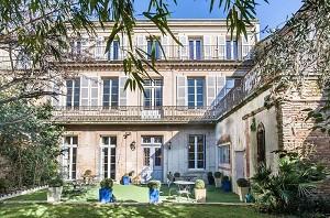 Hotel Villa Leopoldine - Parte anteriore della villa
