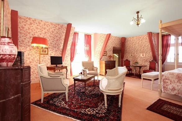 Chateau de la Cote - Superior Zimmer