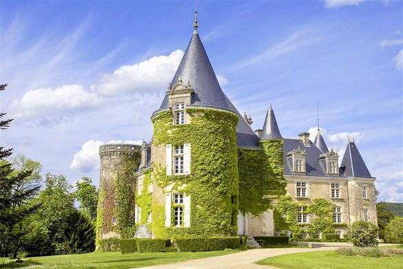 Cote Chateau - Fassade