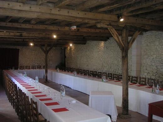 Chateau de la Cote - Organisation von Veranstaltungen