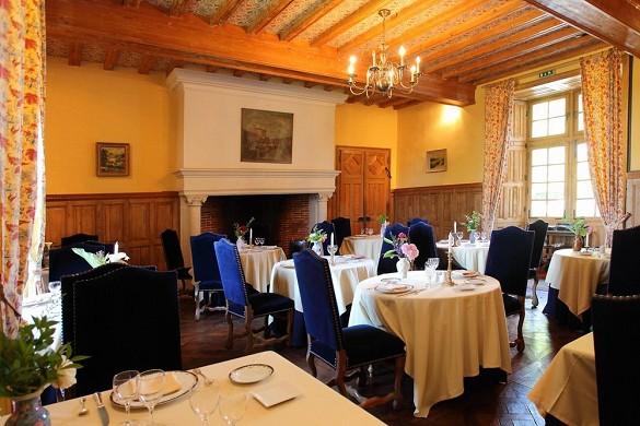 Chateau de la Cote - Restaurant