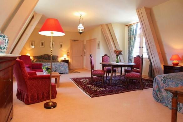 Chateau de la Cote - Suite