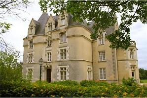 Chateau Perigny - seminário Vouillé