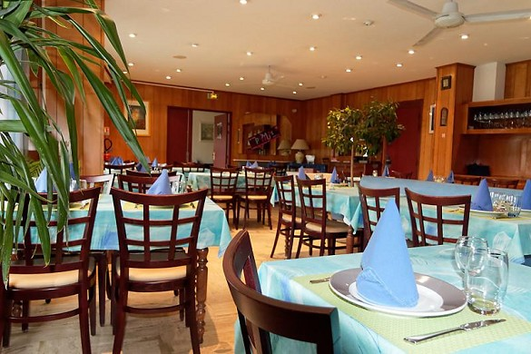 Good stay - restaurant