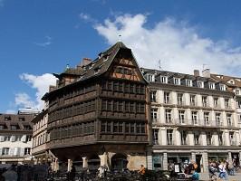 Maison Kammerzell - Straßburg Raummiete