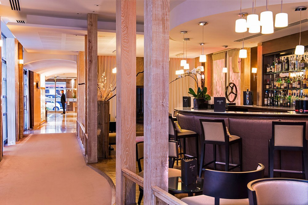Hotel ampere paris salle s minaire paris 75 for Hotel paris 75