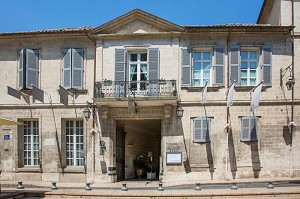 Seminar room: Hotel d 'Europe in Avignon -