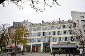 Hotel Claret - Im Freien