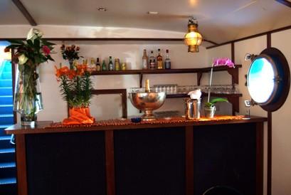 Die Barge aabysse - Bar
