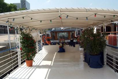 La casa del barco - seminario barco