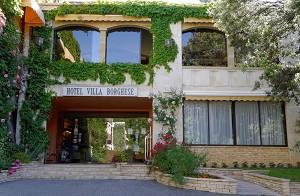 Villa Borghese - Vorderseite