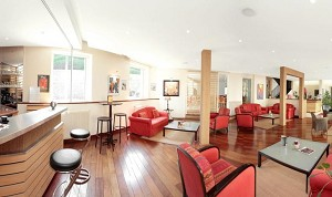 Hotel De Compostela - interior