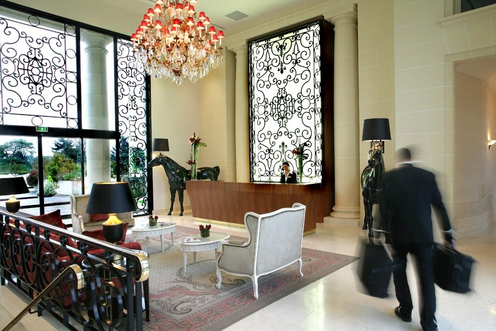 Tiara Chateau Hotel Mont Royal Chantilly - willkommen Tiara Chateau Hotel Mont Royal Chantilly