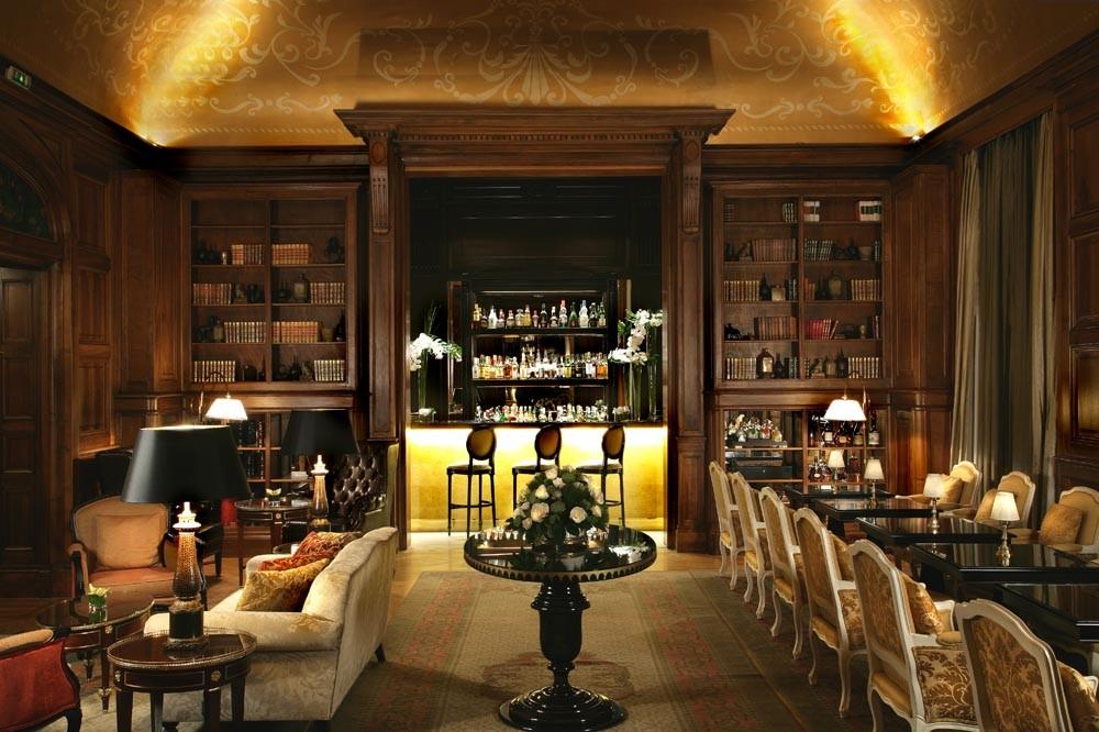 Tiara Schlosshotel Mont Royal Chantilly - Stradivari Bar Restaurant