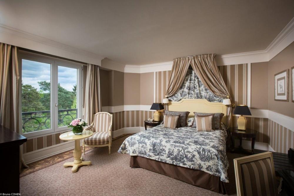Tiara Schlosshotel Mont Royal Chantilly - Superior-Zimmer