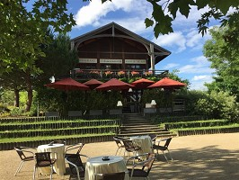 The Rives De La Courtille - Restaurante para negócios